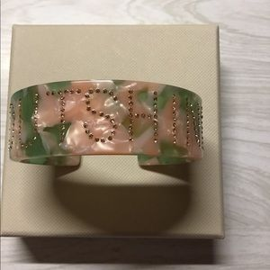 NEW in Box India Hicks Pink Camo cuff